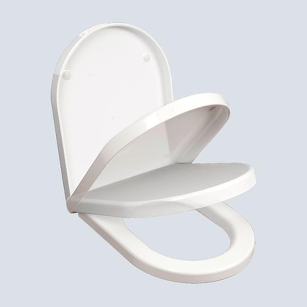 d shaped wooden toilet seat. Saturn D Shaped Soft Close Plastic Toilet Seat  BR03 Bemis Philadelphia 0700ELT STA TITE Slow Moulded Wood