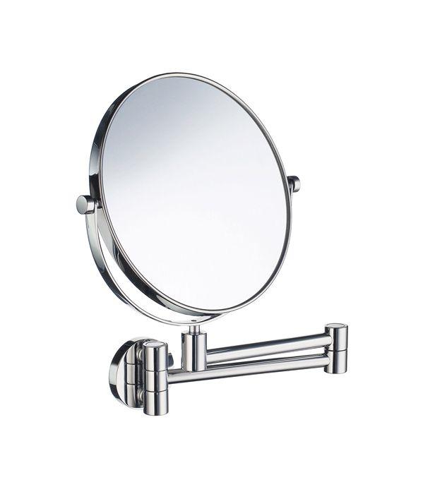 Outline Swing Arm Shaving Makeup Mirror